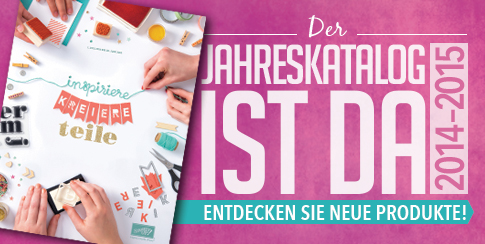 Jahreskatalog-2014-Ankuendigung Stampin
