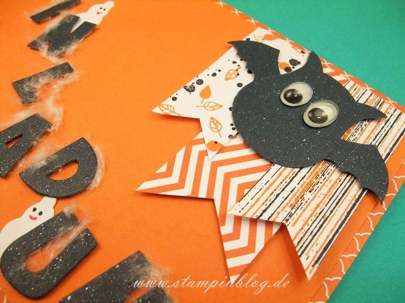 Halloween-Einladung-Kürbisgelb-Stampin-2