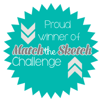 Match the Sketch - Proud winner