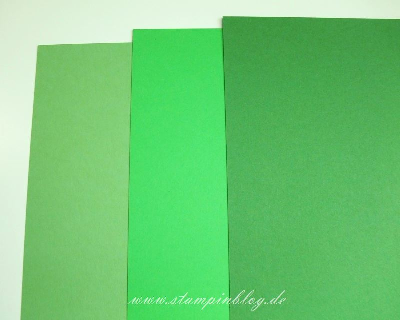 Wasabigrün-Grasgrün-Gartengrün-Stampin