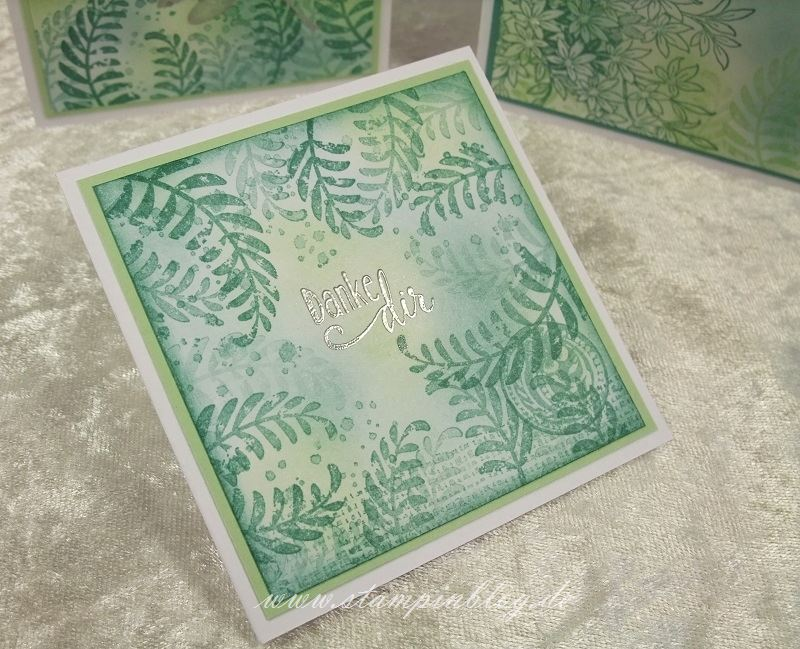Karte-Danke-Awesomely-Artistic-Embossing-Lagunenblau-Jade-Stampin