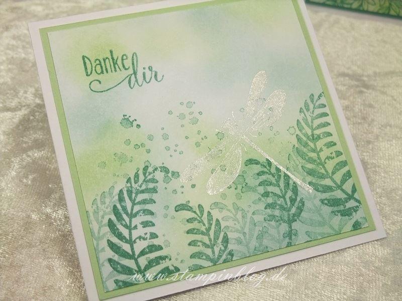 Karte-Danke-Awesomely-Artistic-Silber-Lagunenblau-Jade-Stampin-1