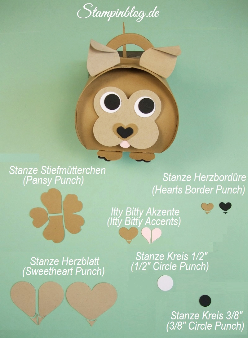 Verpackung-Zierschachtel-punchitup-Hund-Stampinblog-Stampin-klein