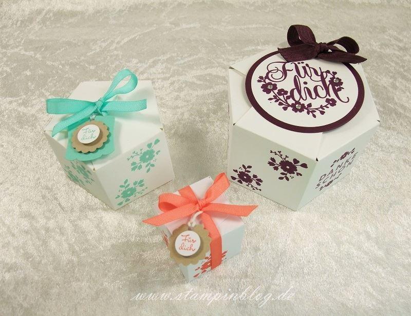 Box-Schachtel-Falzbrett-Geschenktüten-Hexagon-Pentagon-Stampinblog-Stampin