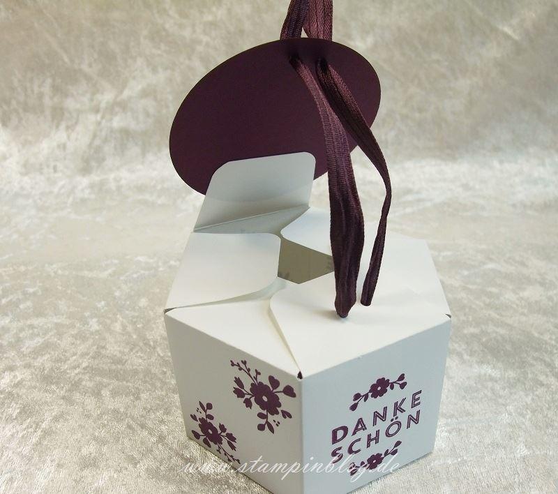 Box-Schachtel-Falzbrett-Geschenktüten-Verschluss-sechsckig-Hexagon-Stampinblog-Stampin