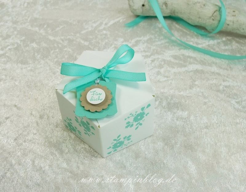 Box-Schachtel-Falzbrett-Geschenktüten-fünfeckig-Pentagon-Stampinblog-Stampin