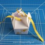 Faltbox - Schachtel ohne Kleben