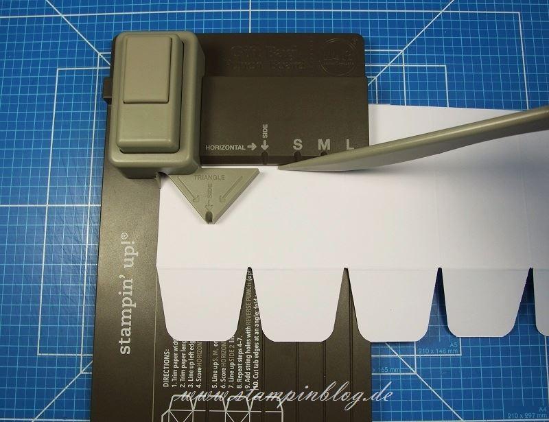 Goodie-Gastgeschenk-Schachtel-Pentagon-Stanz-Falzbrett-Geschenktüten-Stampinblog-Stampin