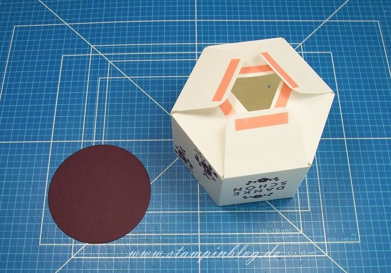 Hexagonbox-sechseck-Falzbrett-Boden-Geschenktüten-Stampinblog-Stampin
