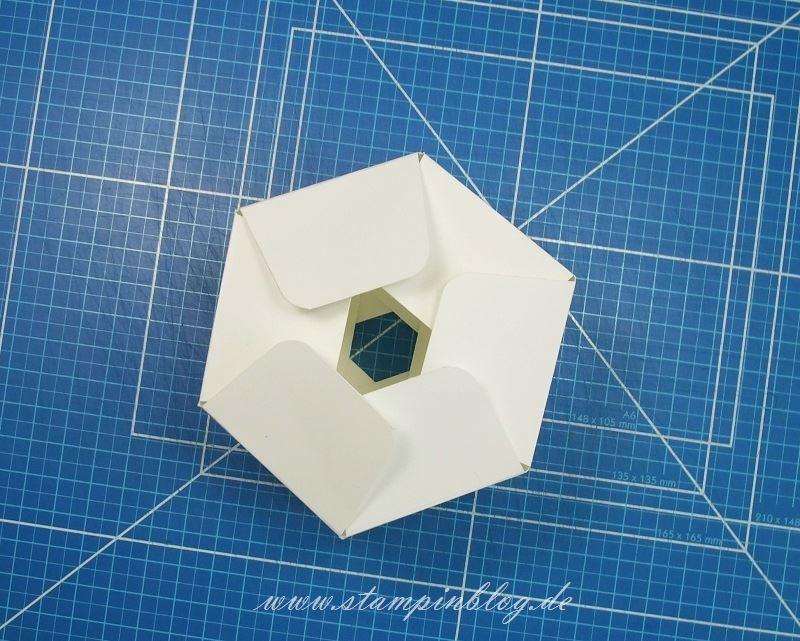 Hexagonbox-sechseck-Falzbrett-Loch-Geschenktüten-Stampinblog-Stampin