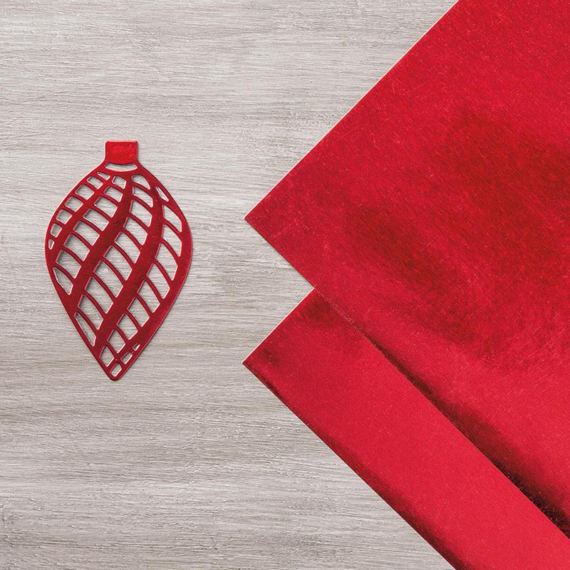 Folienpapier-in-Rot-Stampin