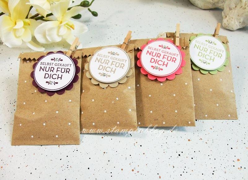 Verpackung-Goodies-Gastgeschenk-Hausgemachte-Leckereien-Farngrün-Brombeermousse-Stampinblog-Stampin