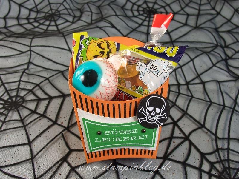 Halloween-Verpackung-Pommes-frites-Schachtel-BigzL-Auge-Kürbisgelb-Stampinblog-Stampin