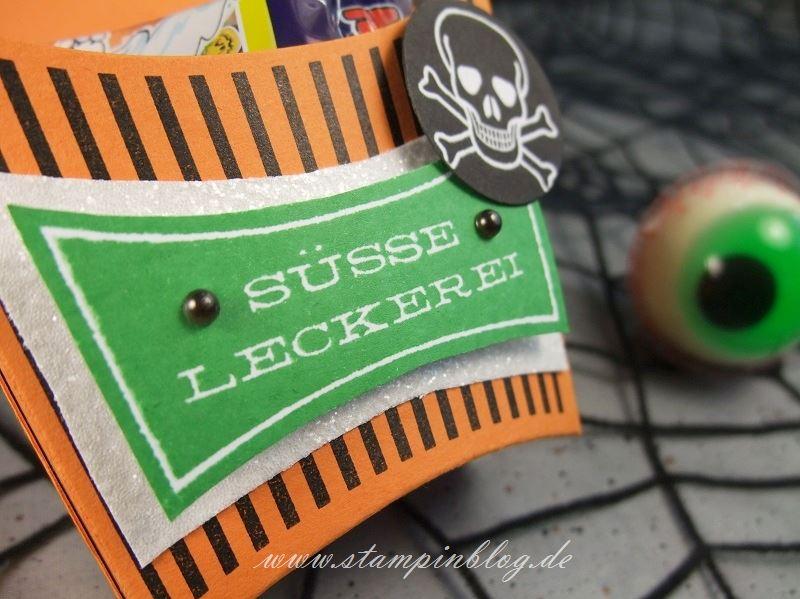 Halloween-Verpackung-Pommes-frites-Schachtel-BigzL-Lecker-Kürbisgelb-Stampinblog-Stampin