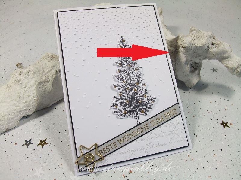 Weihnachten-Tanne-Christbaum-schwarz-gold-anthrazit-Stampinblog-Stampin-2