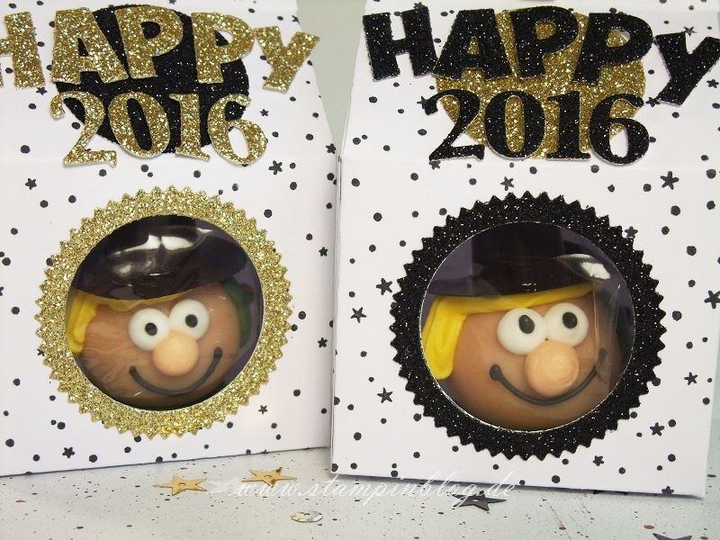Verpackung-Silvester-Leckereien-Bakers-box-New-Year-Schwarz-Gold-Stampinblog-Stampin
