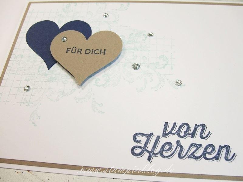 Geburtstag-Danke-Timeless-Textures-Paarweise-Marineblau-Himmelblau-Taupe-Stampinblog-Stampin