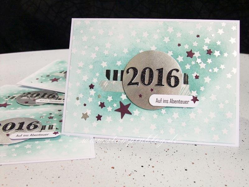 Neujahr-Silvester-Team-Sterne-Lagunenblau-Brombeermousse-Stampinblog-Stampin