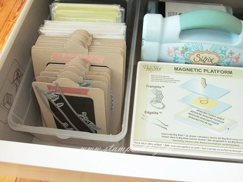 Aufbewahrung-Organisation-Framelits-Thinlits-Magnetfolie-Store-Dies-Stampinblog-Stampin-1