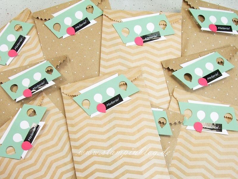 Stempelparty-Material-Tüte-Verpackung-Stampinblog-Stampin