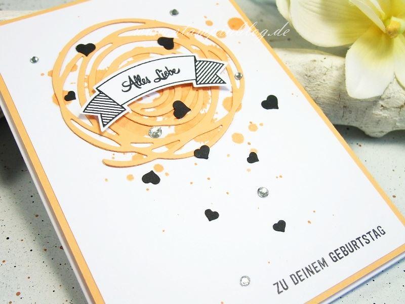 Geburtstag-Grüße-Karte-Wunderbar-Verwickelt-Pfirsich-Pur-Stampinblog-Stampin