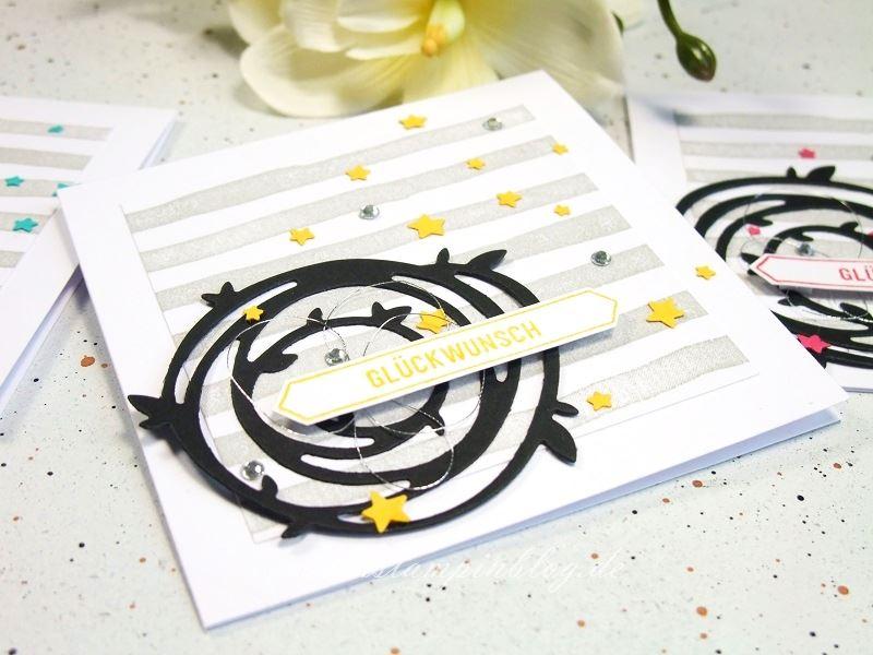 Geburtstag-Glückwunsch-wunderbar-verwickelt-swirl-curry-gelb-Stampinblog-Stampin