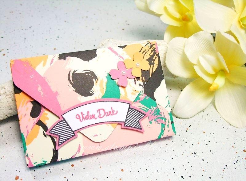 Verpackung-Goodies-Gastgeschenk-Kunterbunt-Punch-Board-Bannerweise-Grüße-Stampinblog-Stampin