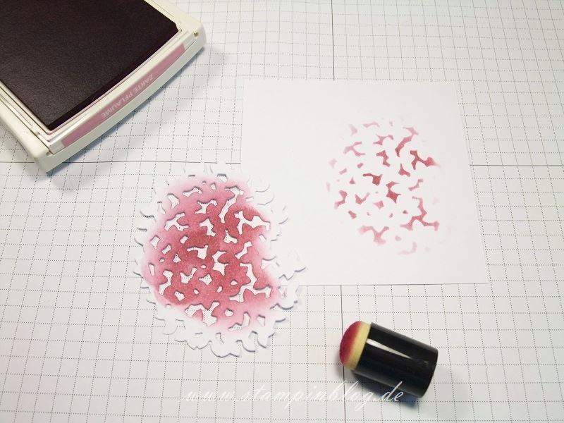 Anleitung-Hintergrund-Schwämmchen-Baumkrone-Zarte-Pflaume-Wald-der-Worte-Stampinblog-Stampin