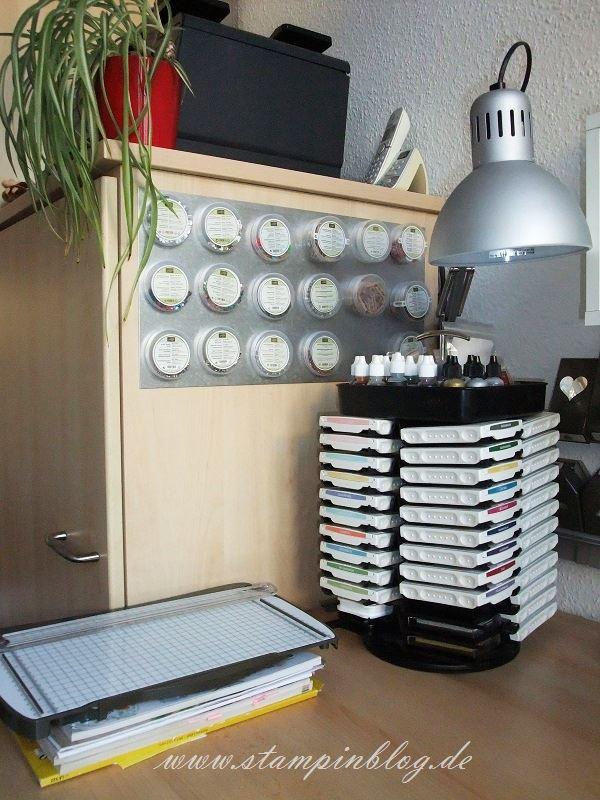Aufbewahrung-Accessoires-Embellishment-Magnete-Wandhalterung-Stampinblog-Stampin