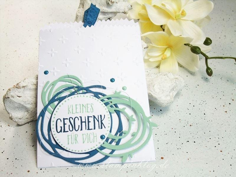 Einladung-Gutschein-Geburtstag-verwickelt-Swirls-jeansblau-minzmakrone-Stampinblog-Stampin