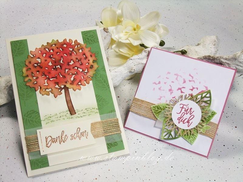 Wald-der-Worte-Baum-Herbst-Blätter-Danke-Grüsse-Kupfer-Stampinblog-Stampin