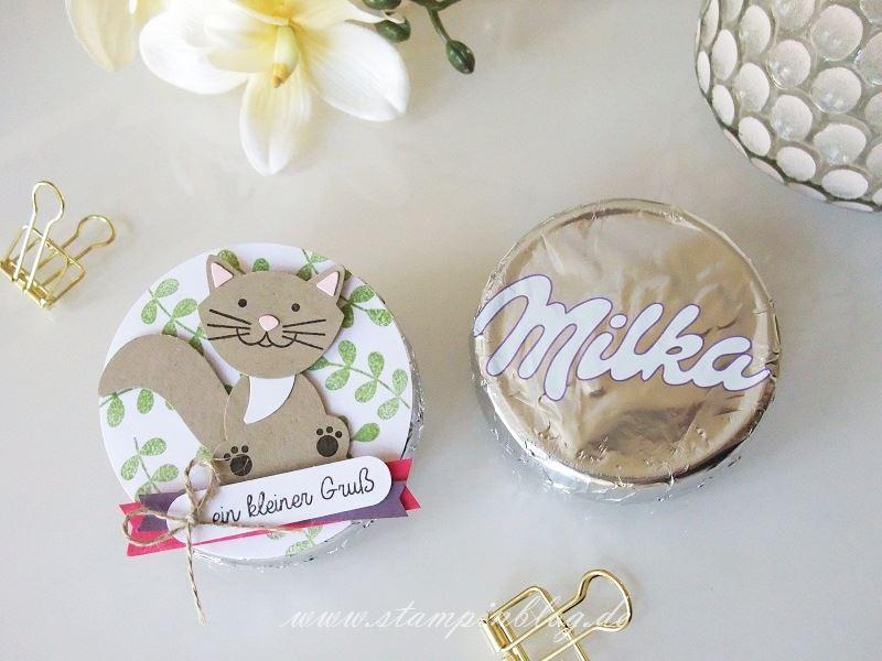 Verpackung-Goodie-Milka-Chocowaves-Foxy-Friends-Katze-Stampinblog-Stampin-2