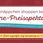 Stampin' UP! Online-Preisspektakel vom 21. - 28. November