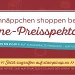 Stampin' UP! Online-Preisspektakel vom 21. - 28. November