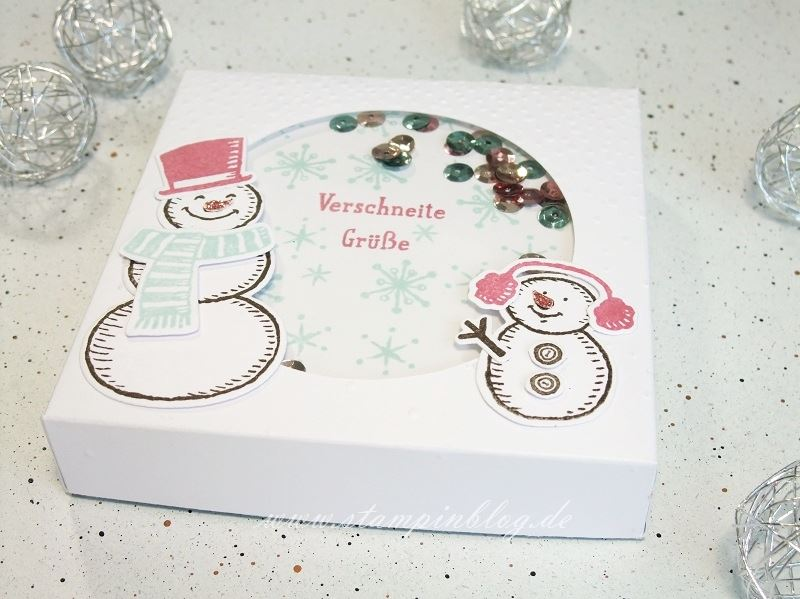 Blog-Hop-Schneemann-Es-schneit-Verpackung-Taschenwärmer-Pflaume-Himmelblau-Stampinblog-Stampin