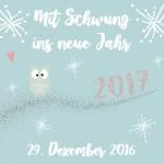 """Blog Hop """"Mit Schwung ins neue Jahr"""""""