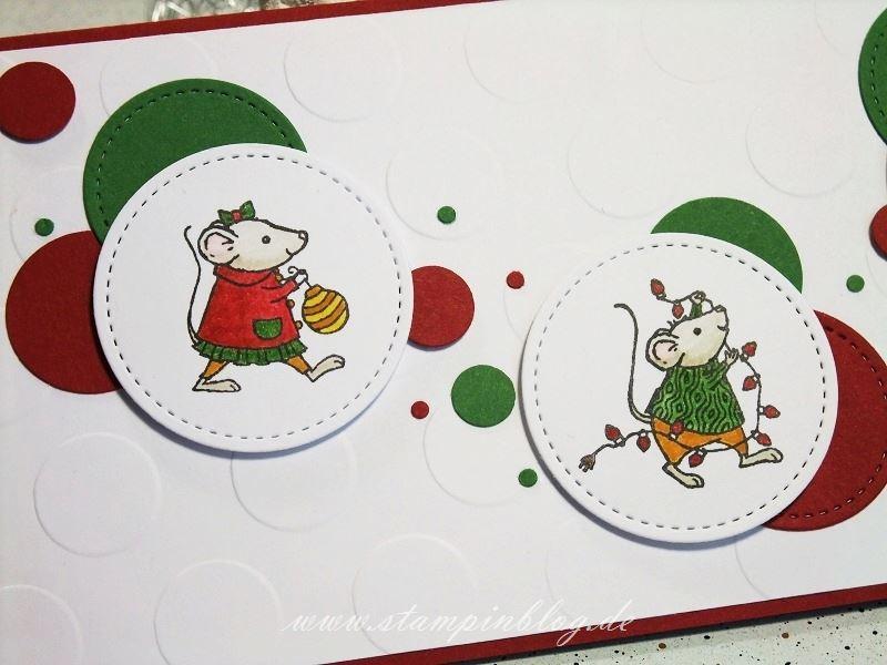 Weihnachten-Karte-Maus-Mäuse-Merry-Mice-Mouse-Stampinblog-Stampin
