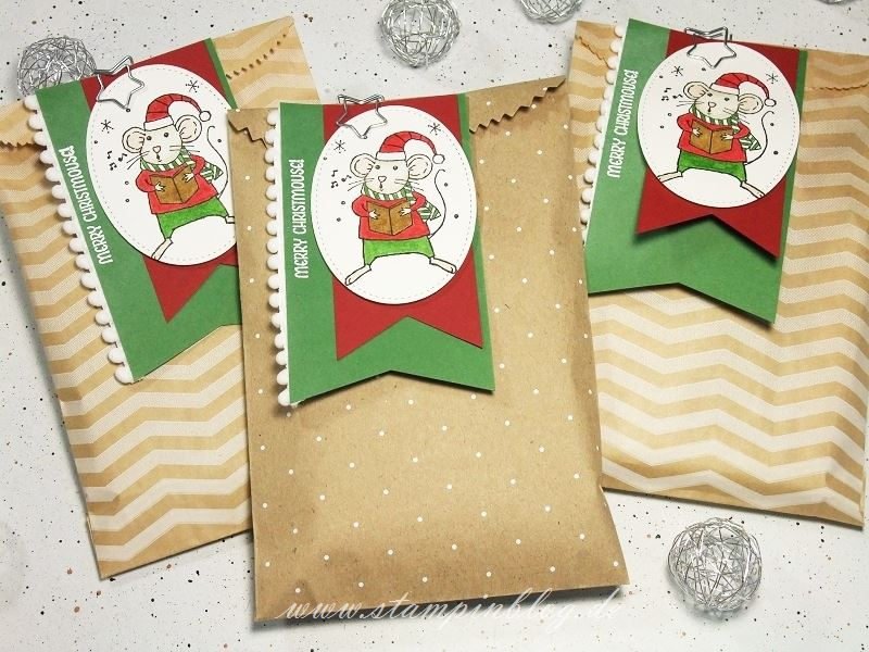 Weihnachten-Verpackung-Goodie-Maus-Mouse-Christmas-Mice-glutrot-gartengrün-Stampinblog-Stampinblog