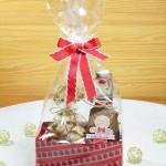Verpackung zu Weihnachten