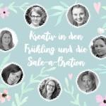 Blog-Hop: Kreativ in den Frühling und die Sale-A-Bration