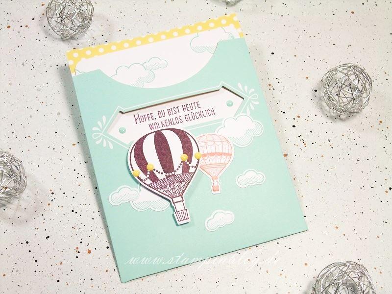 Kartenset-Kreativ-Kuvertiert-Abgehoben-Ballon-Geburtstag-Stampinblog-Stampin