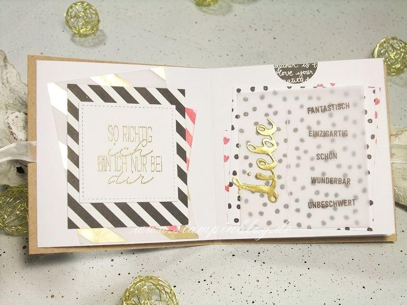 Album-Valentinstag-Liebe-Herz-Innen1-pink-schwarz-gold-Stampinblog-Stampin