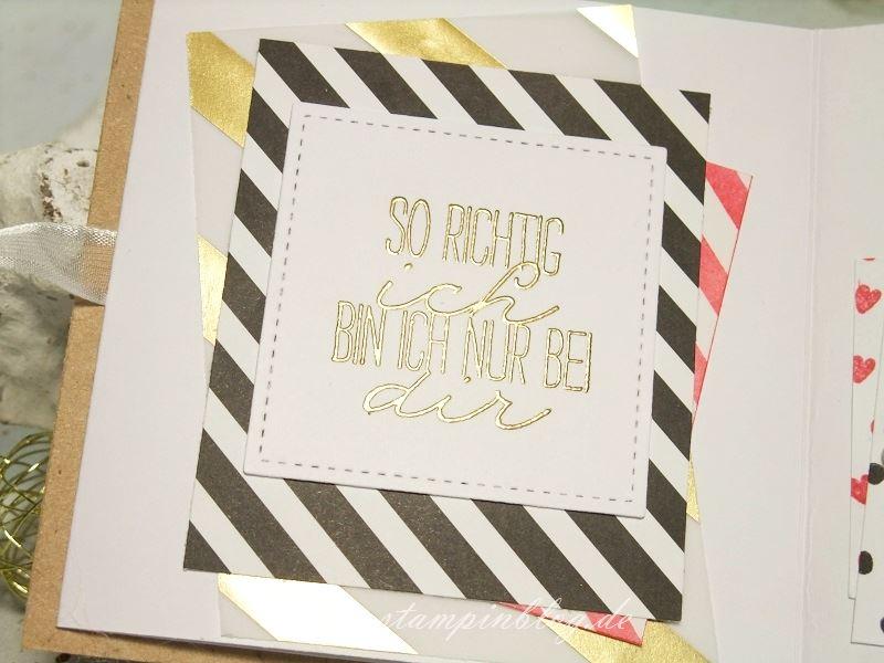Album-Valentinstag-Liebe-Herz-bei-dir-pink-schwarz-gold-2-Stampinblog-Stampin