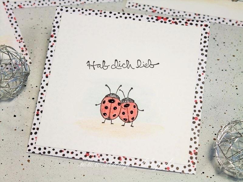 Grüße-Grußkarte-Danke-Marienkäfer-Käfer-Love-You-Lots-Stampinblog-Stampin