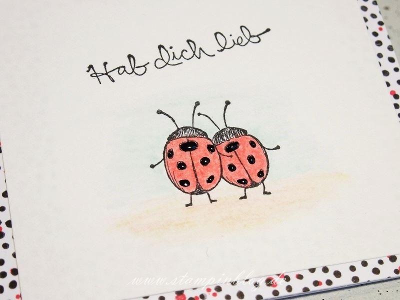 Grüße-Grußkarte-Danke-Marienkäfer-Love-You-Lots-Stampinblog-Stampin