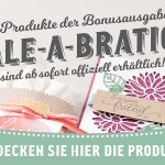 3 neue Sale-A-Bration Gratisprodukte ab sofort erhältlich