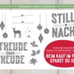 """Produktpaket """"Wie ein Weihnachtslied"""" - Stampin' UP! Vorab-Aktion"""