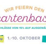 Weltkartenbasteltag - 15% Rabatt auf ausgewählte Artikel