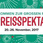 Stampin' UP! Online-Preisspektakel vom 20. – 26. November