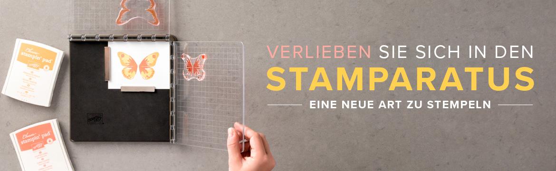 Stamparatus – Die neue Stempelhilfe (inkl. Video)